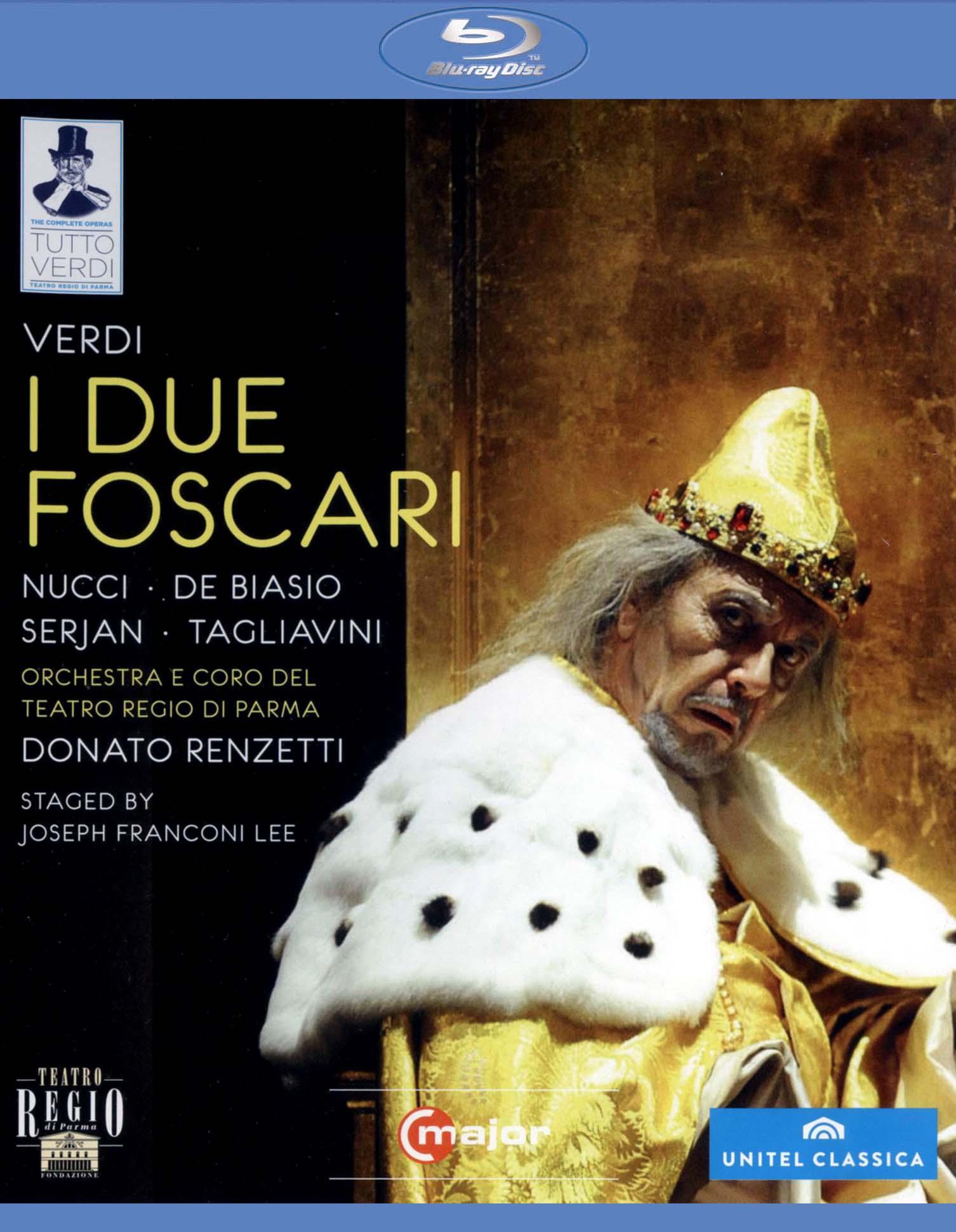I Due Foscari (Teatro Regio di Parma)