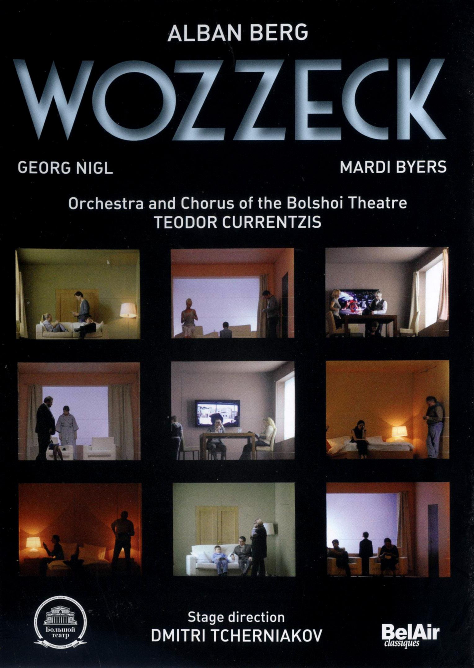 Wozzeck (Bolshoi Theatre)