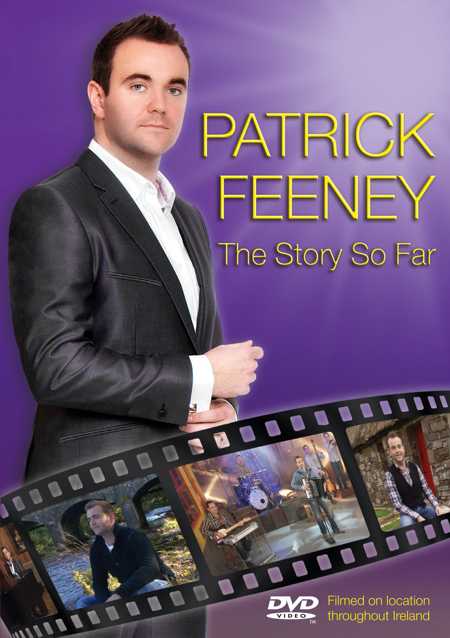 Patrick Feeney: The Story So Far