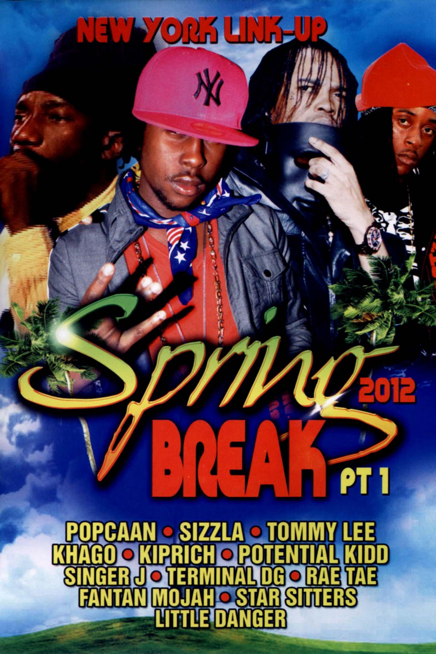 Spring Break, Pt. 1