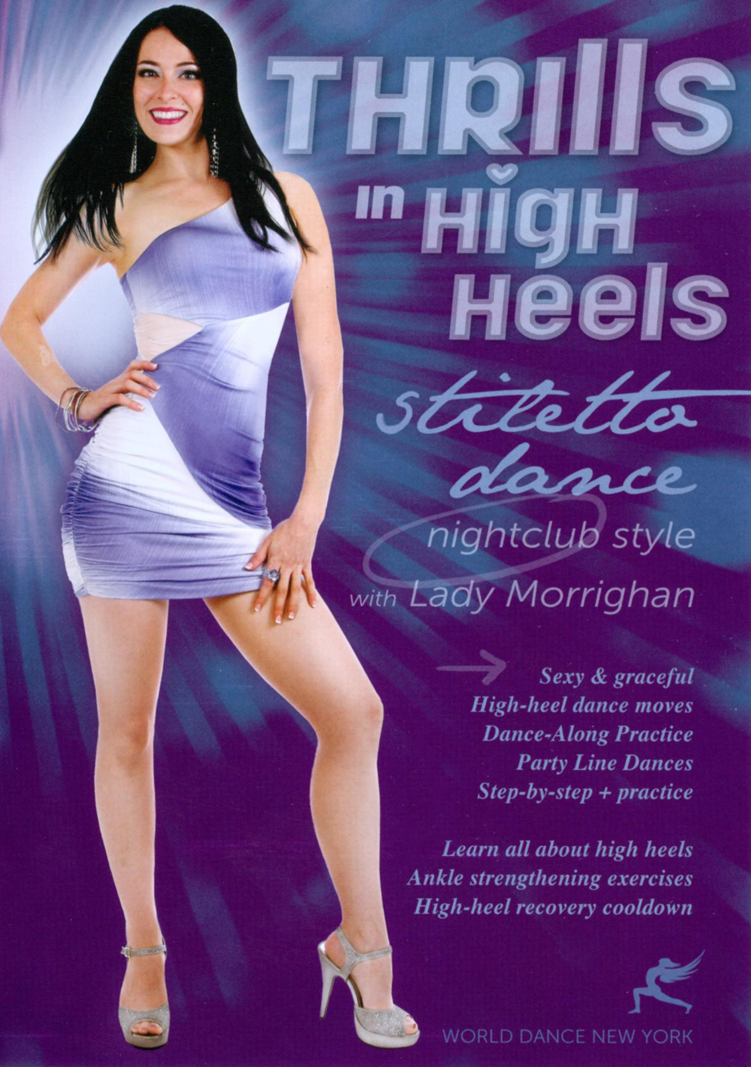 Thrills in High Heels: Stiletto Dance Nightclub Style with Lady Morrighan