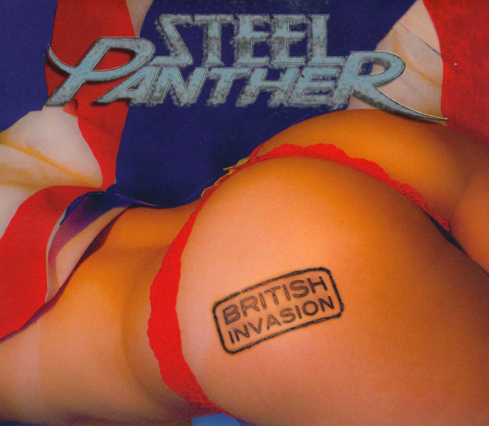Steel Panther: British Invasion