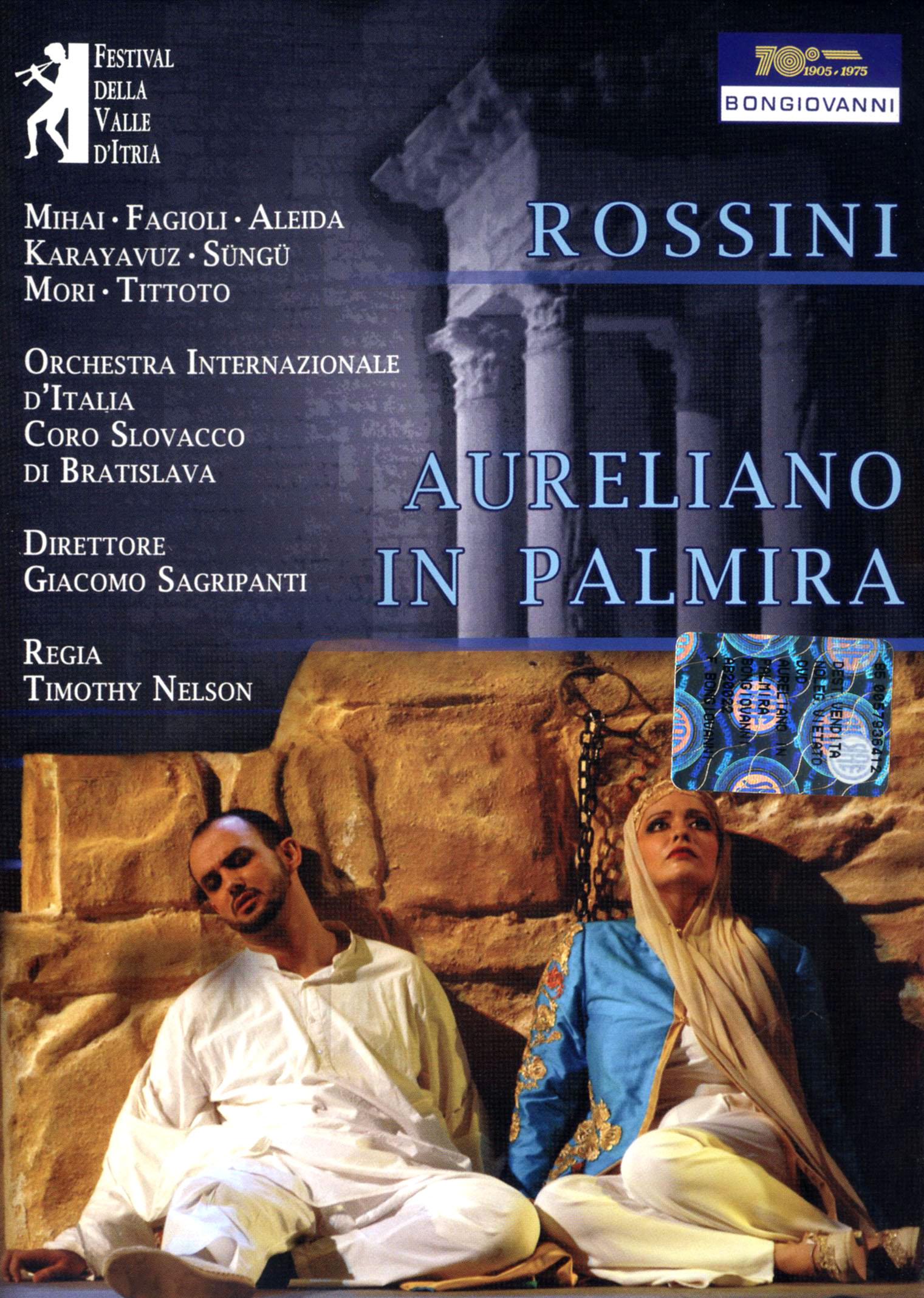 Aureliano in Palmira (Festival della Valle d'Itria)