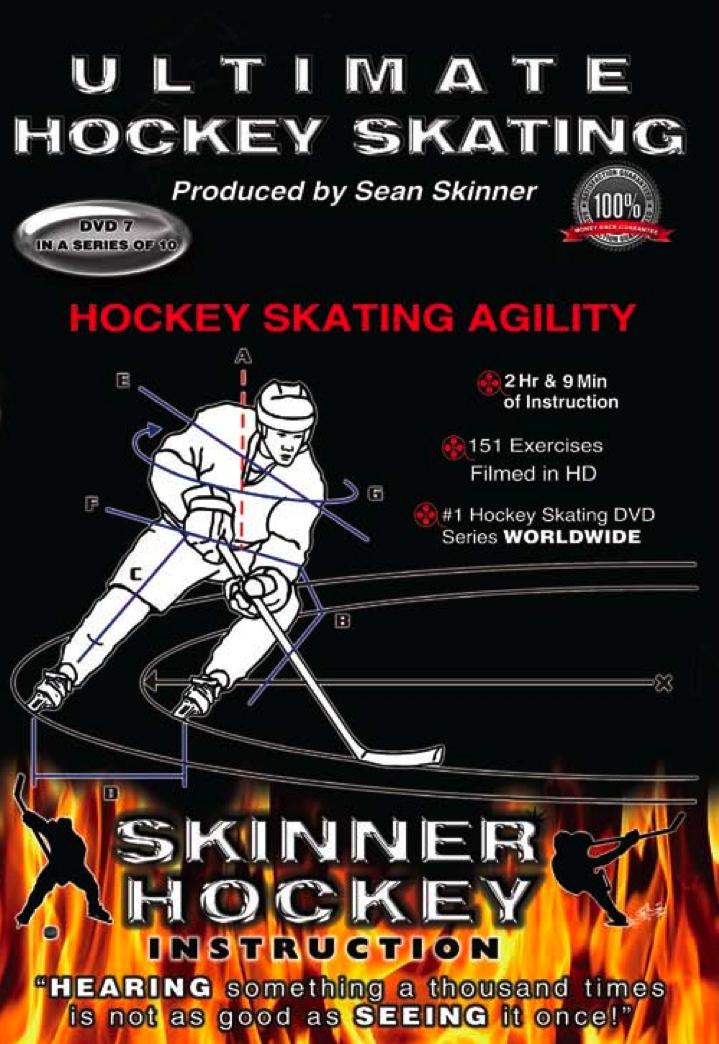 Agility for Hockey Skating