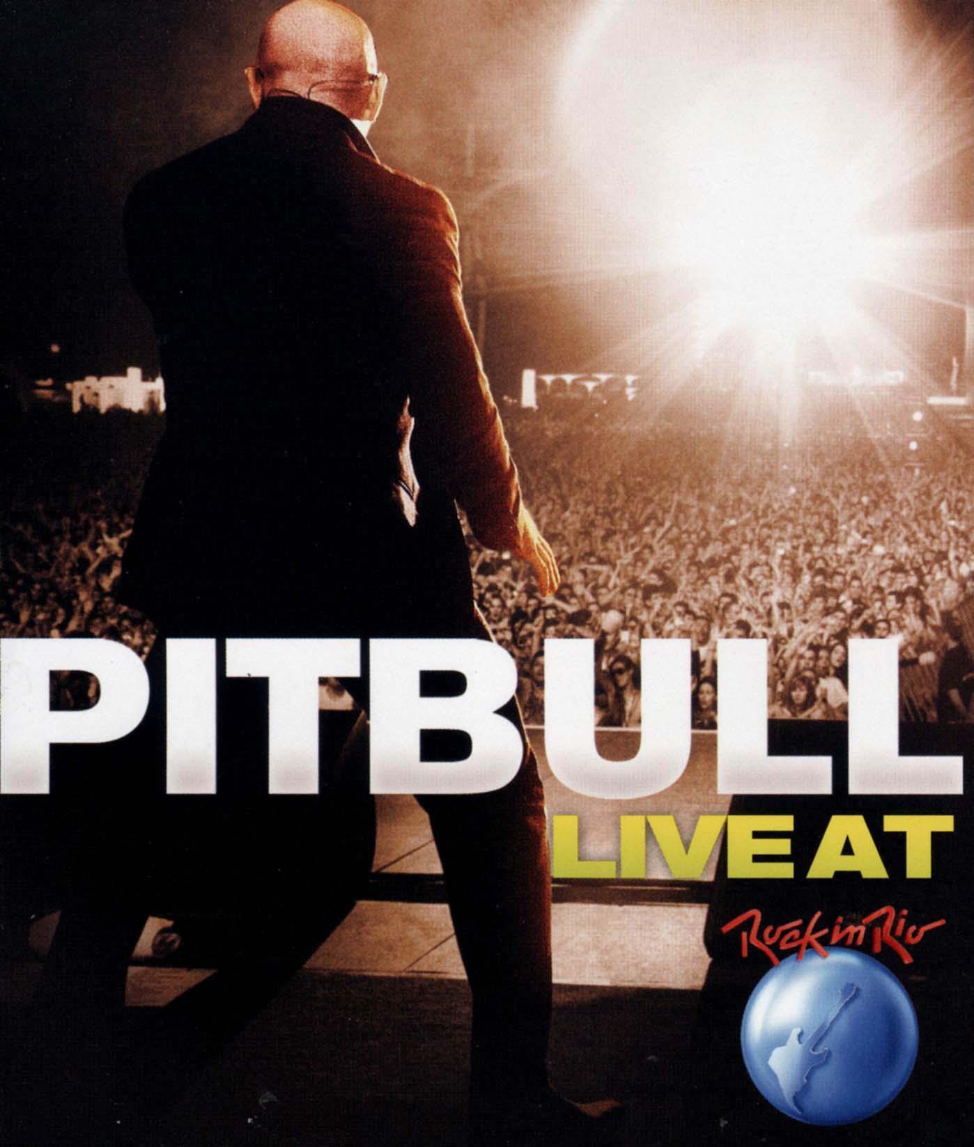 Rock in Rio ao Vivo: Pitbull