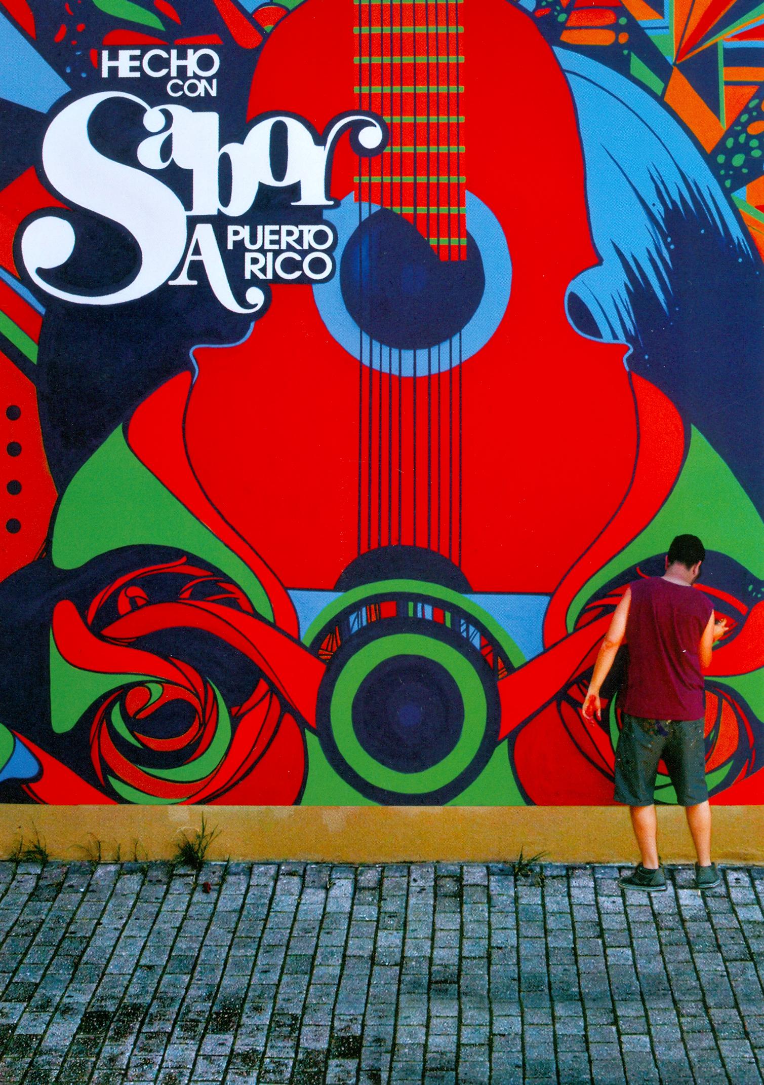 Hecho con Sabor a Puerto Rico