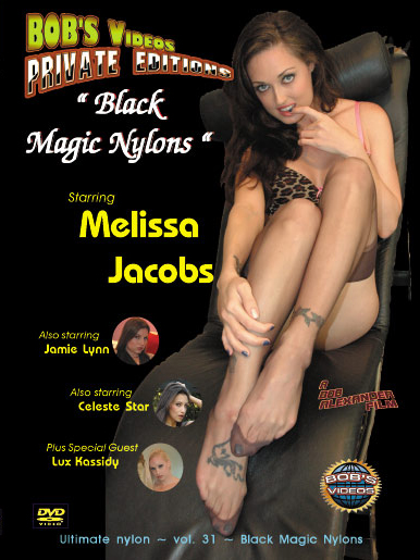 Bob's Videos: Ultimate Nylon, Vol. 31: Black Magic Nylons