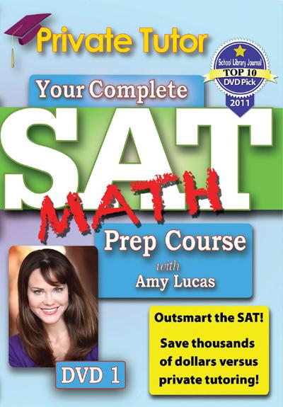 Private Tutor: Math DVD 1 - SAT Prep Course