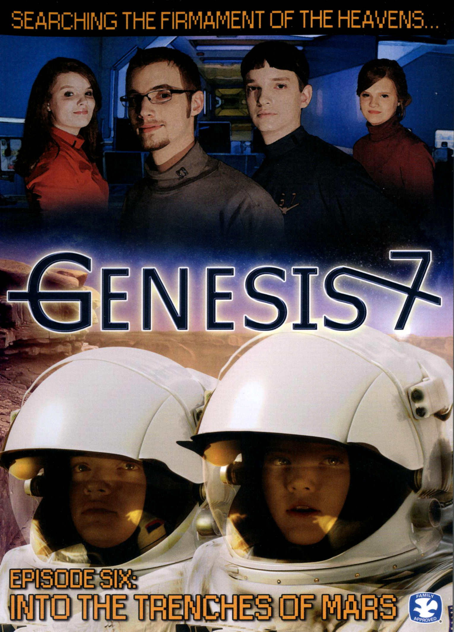 Genesis 7: Episode Six - Into the Trenches of Mars