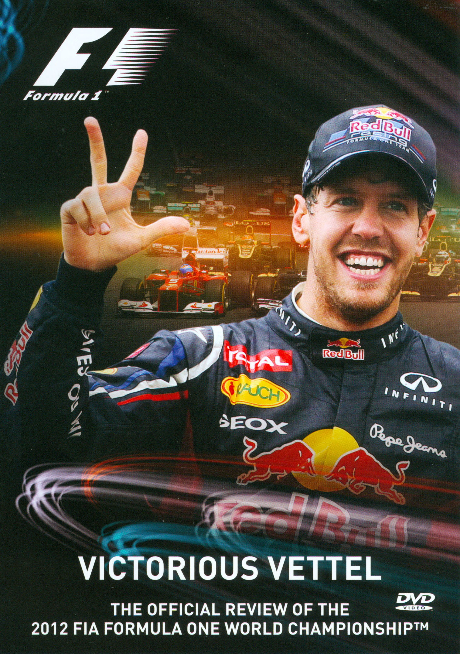 The Official Review of the 2012 FIA Formula One World Championship