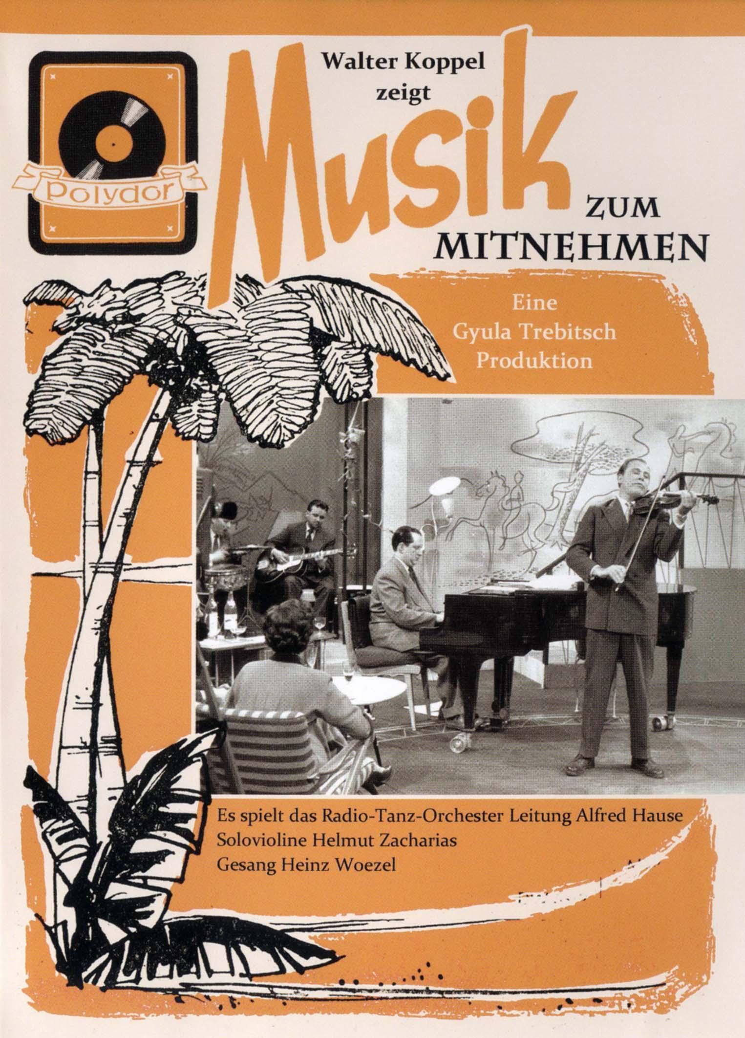Walter Koppel Zeigt: Musik zum Mitnehmen