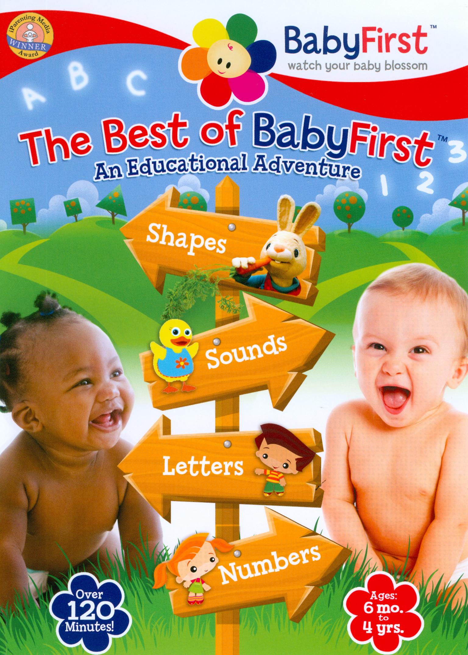 BabyFirst: The Best of BabyFirst - An Educational Adventure