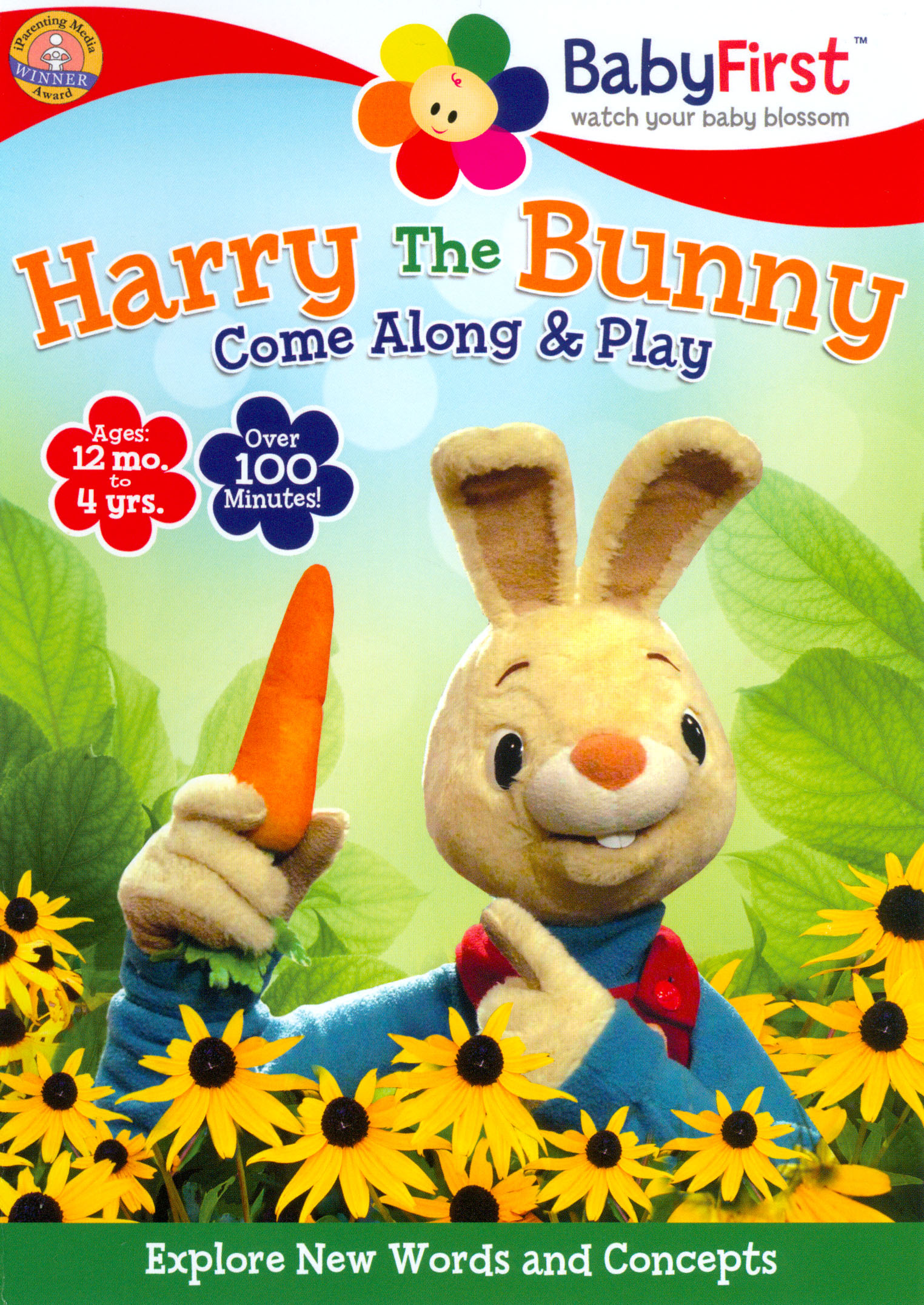 BabyFirst: Harry the Bunny - Come Along & Play