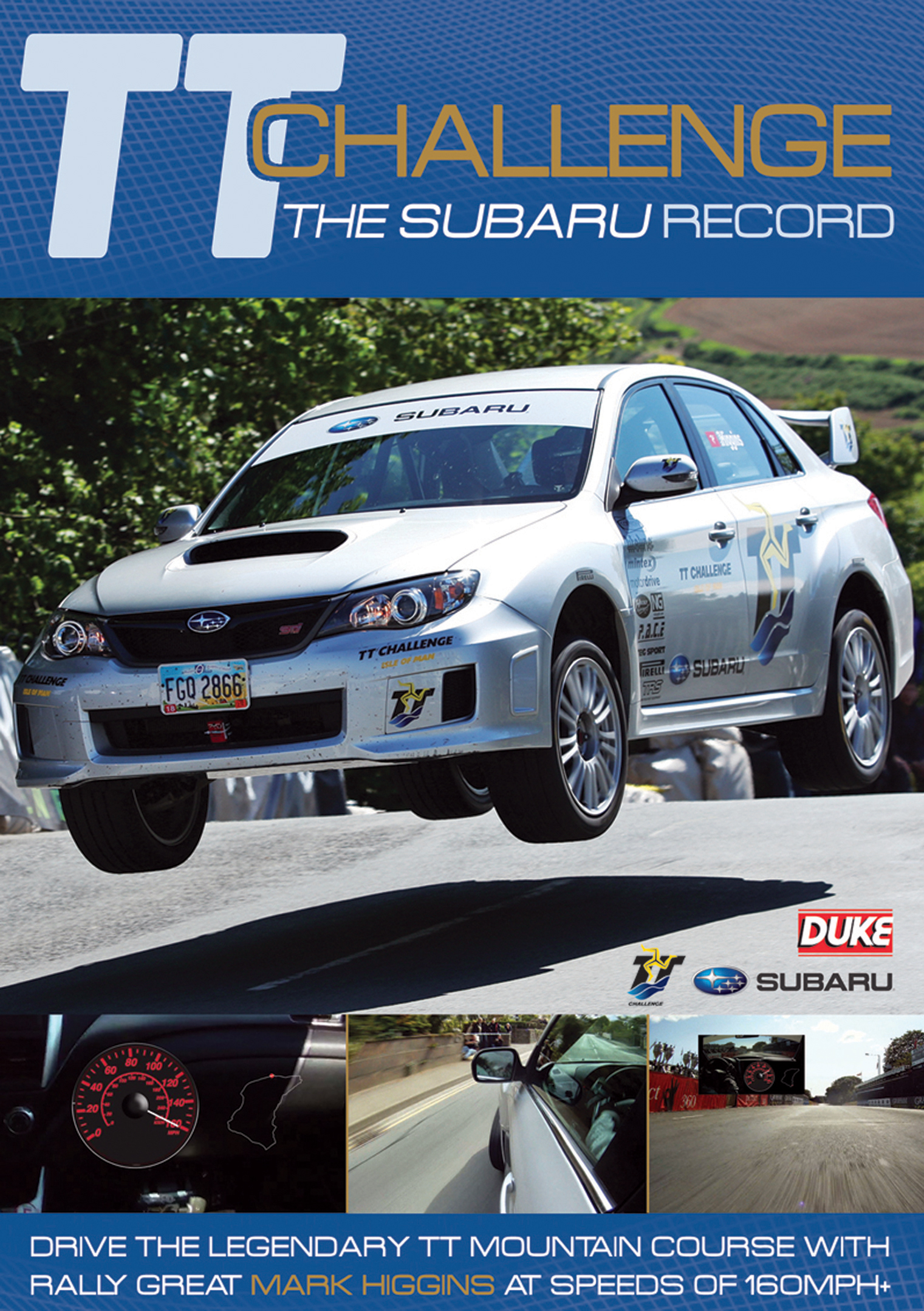 TT: Challenge the Subaru Record