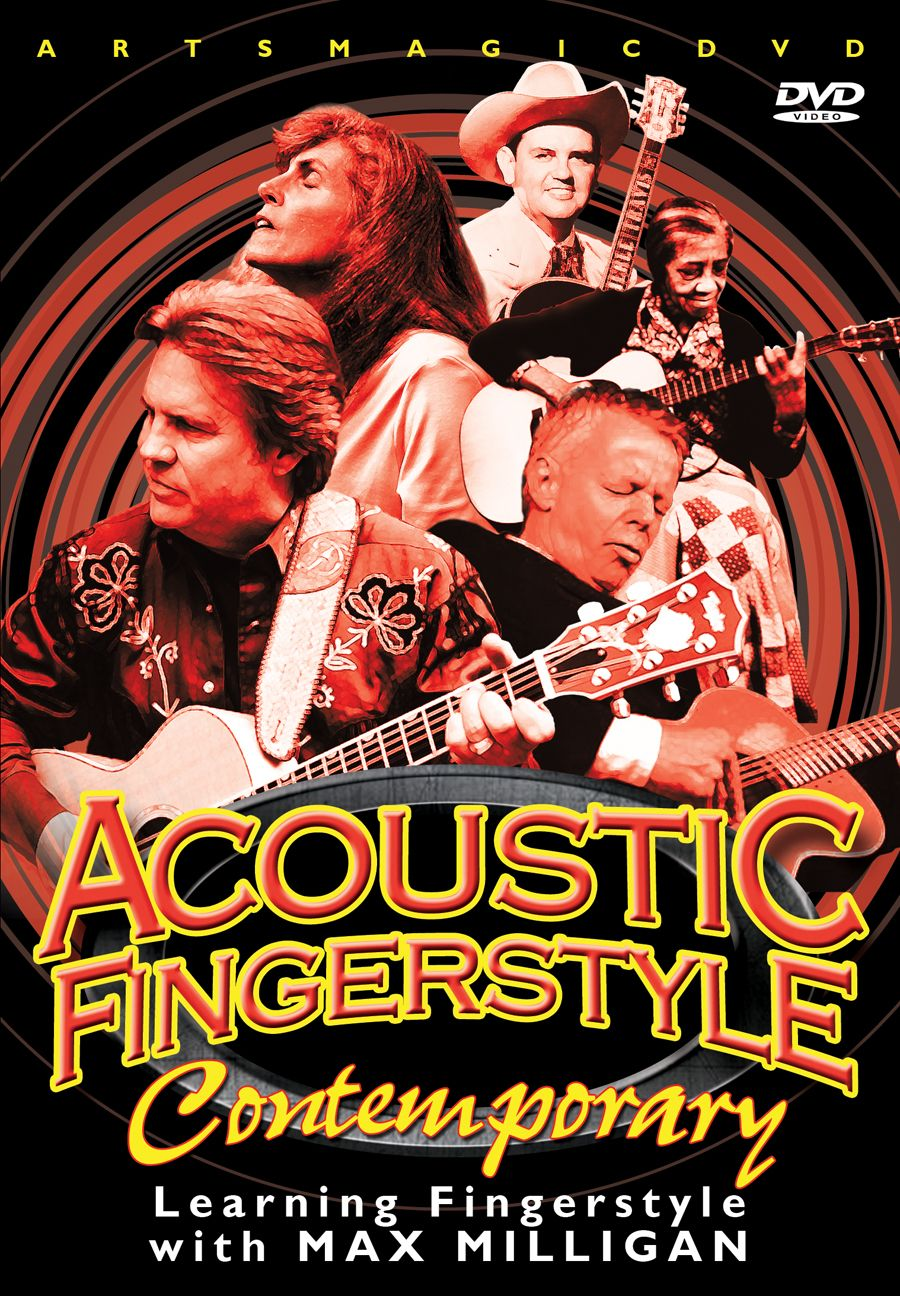 Acoustic Fingerstyle: Contemporary