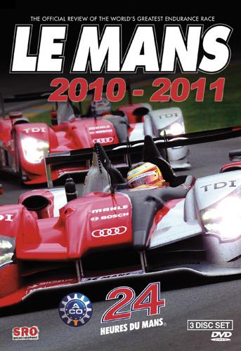 Le Mans 2010-2011: The Official Review
