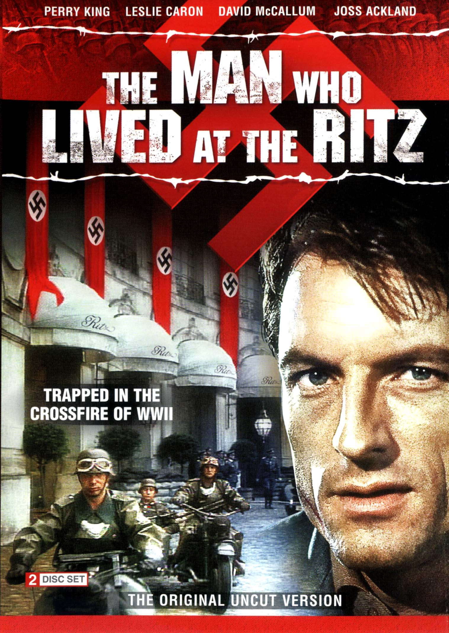 The Man Who Lived at the Ritz