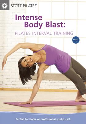 Stott Pilates: Intense Body Blast - Pilates Interval Training, Level 2