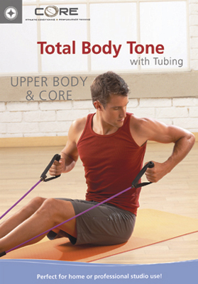 Stott Pilates: Total Body Tone with Tubing - Upper Body and Core