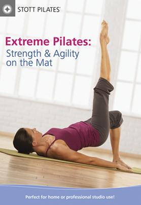 Stott Pilates: Extreme Pilates - Strength & Agility on the Mat