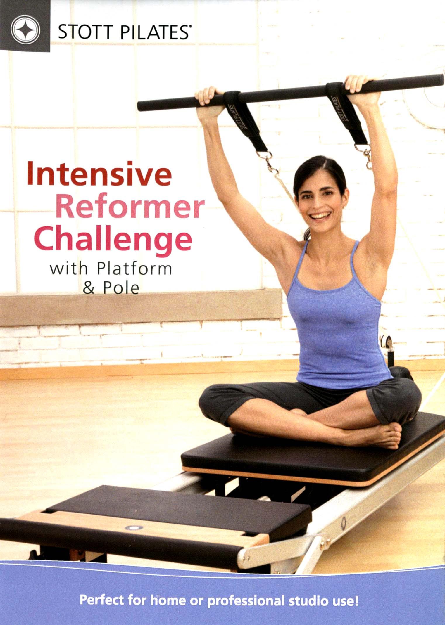 Stott Pilates: Intensive Reformer Challenge with Platform & Pole