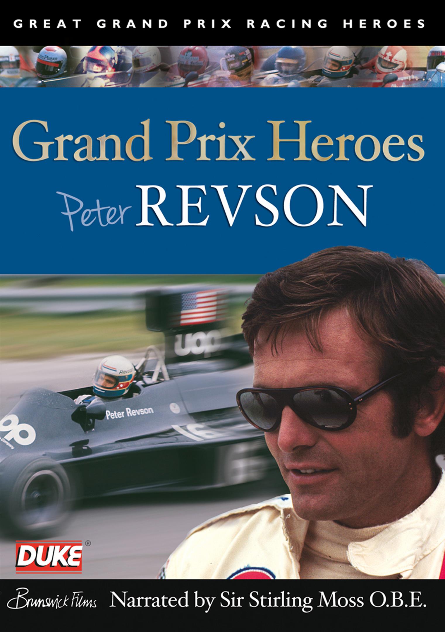 Grand Prix Heroes: Peter Revson