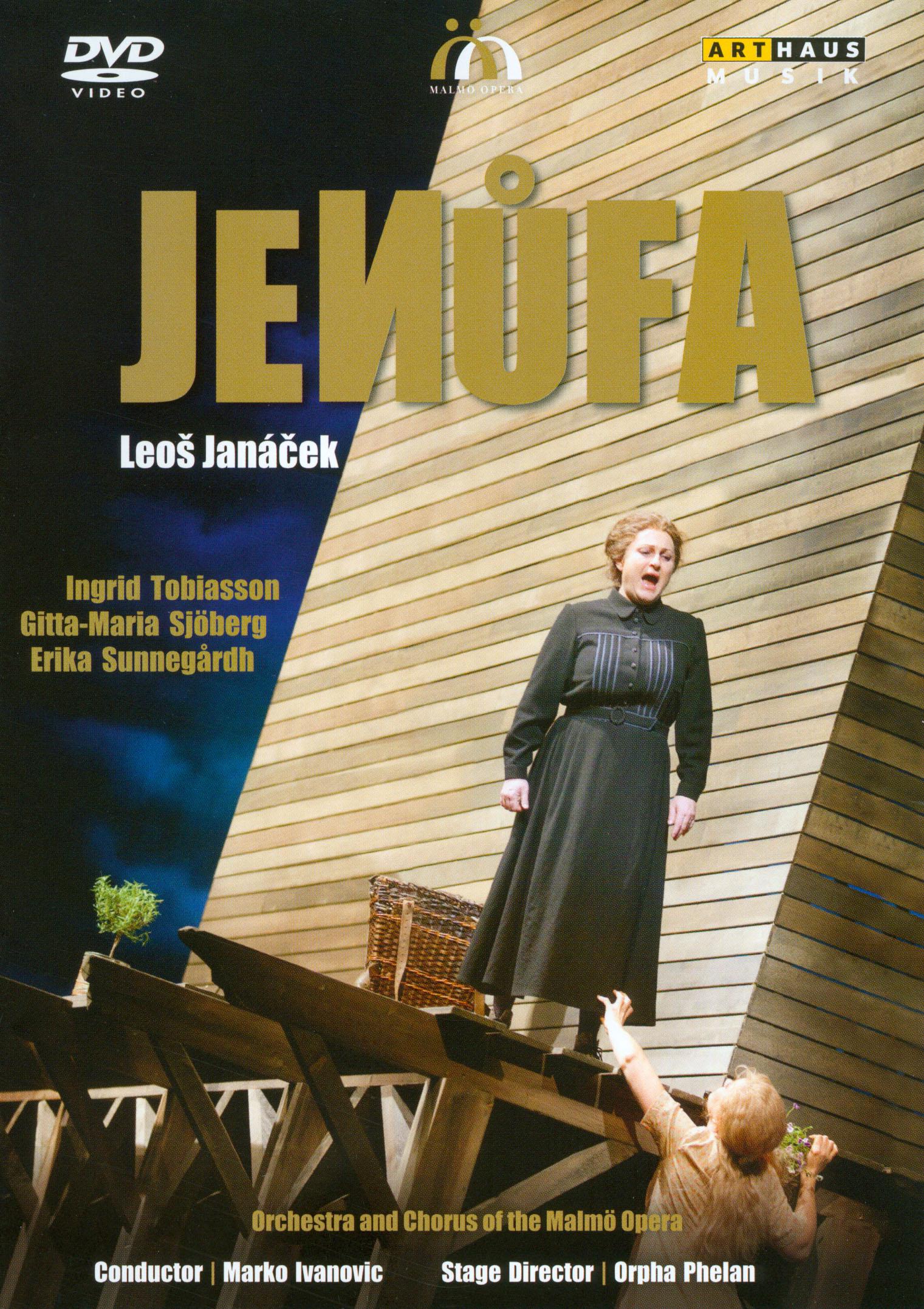 Jenufa (Malmo Opera)