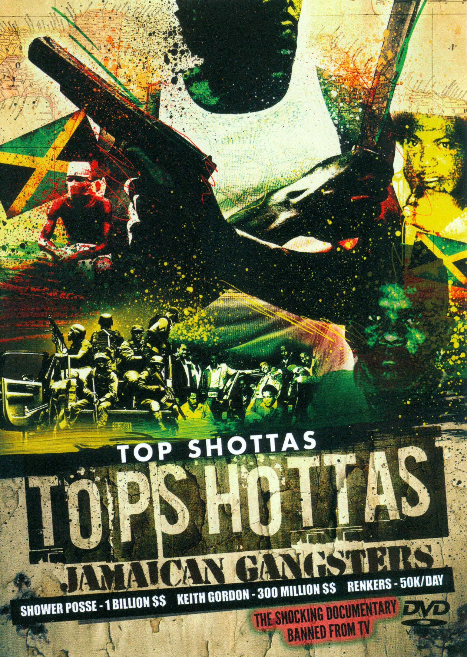 Top Shottas: Tops Hottas - Jamaican Gangsters