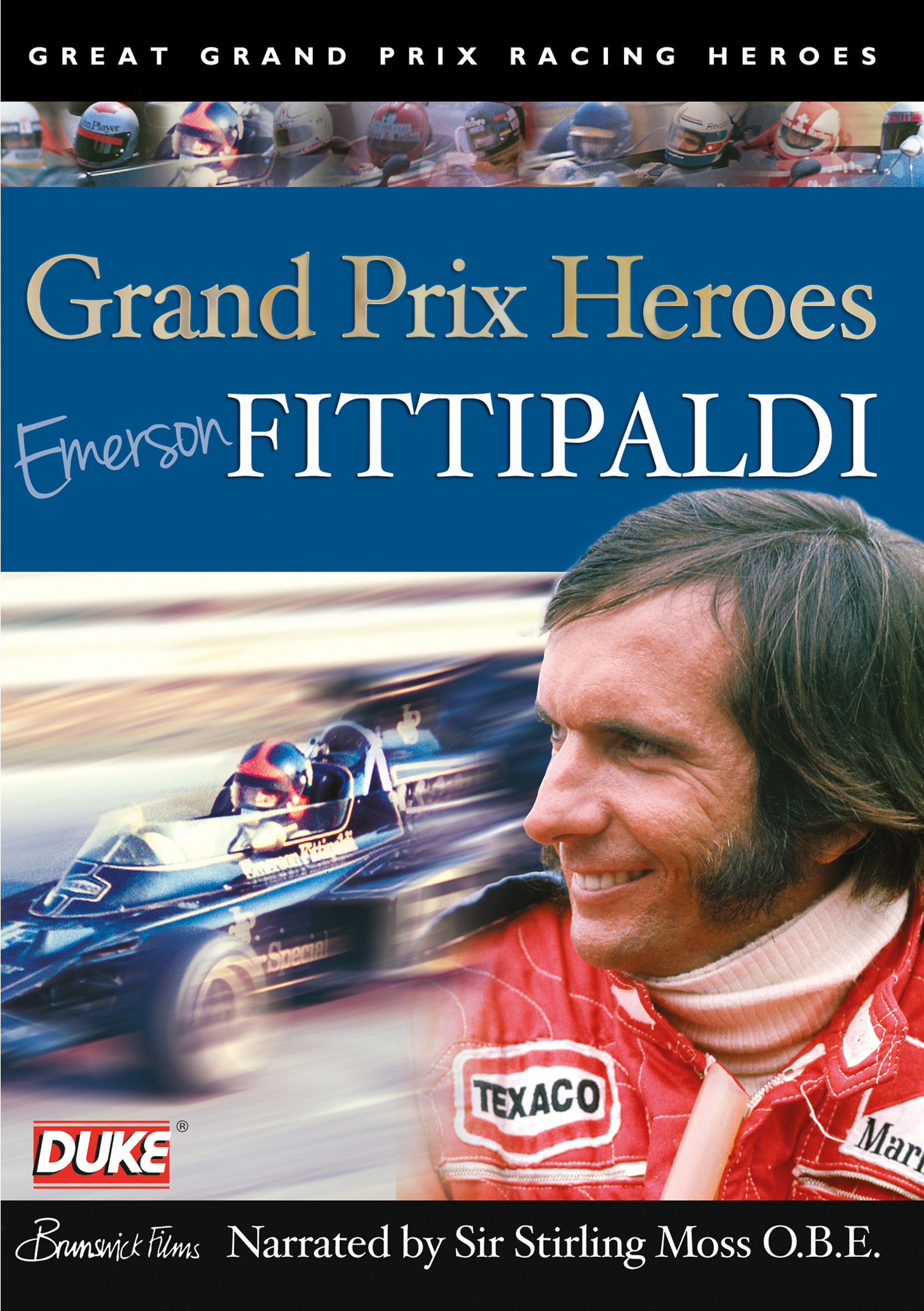 Grand Prix Heroes: Emerson Fittipaldi