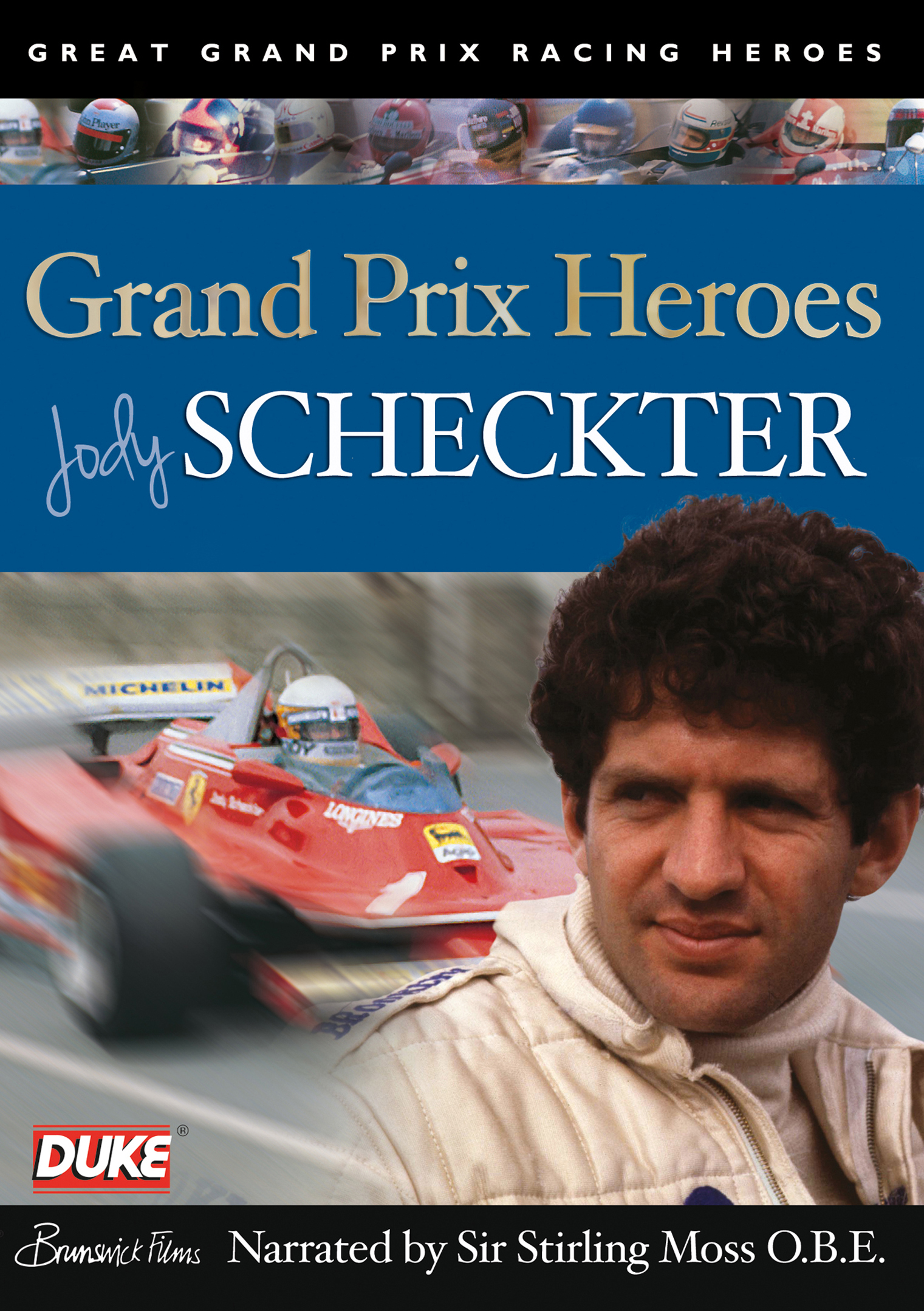 Grand Prix Heroes: Jody Scheckter