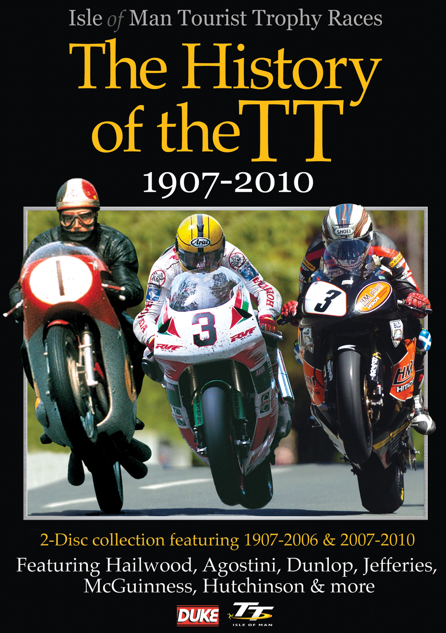 The History of the TT: 1907-2010