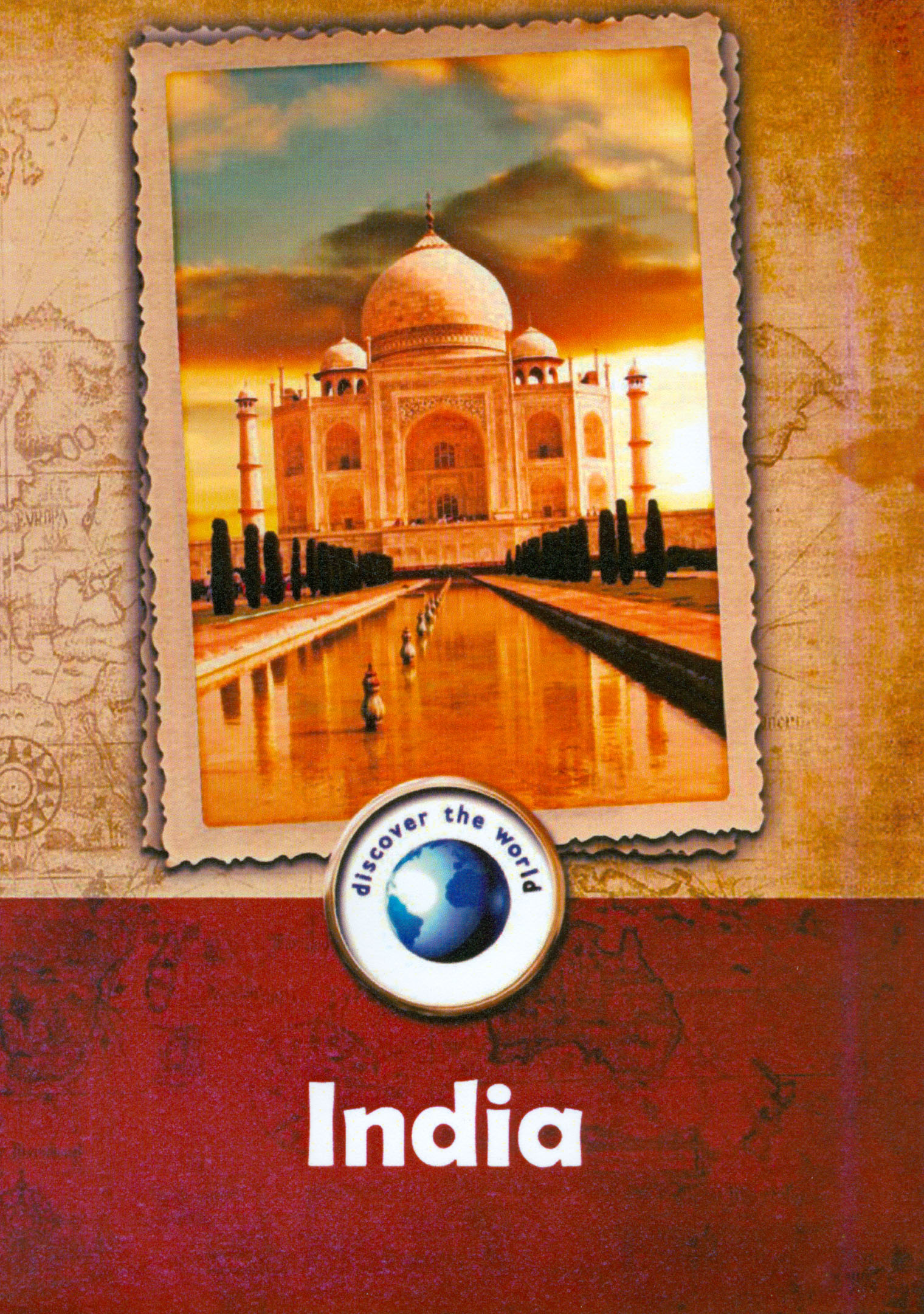 Discover the World: India