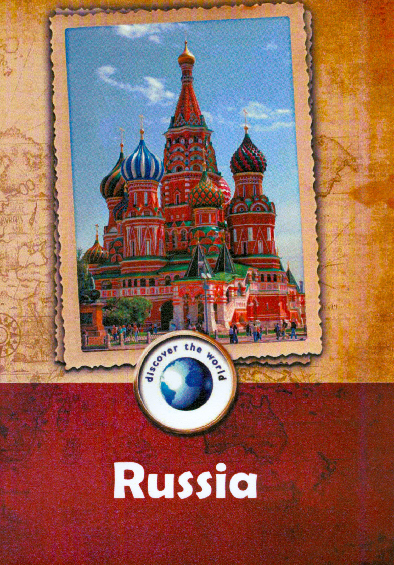 Discover the World: Russia