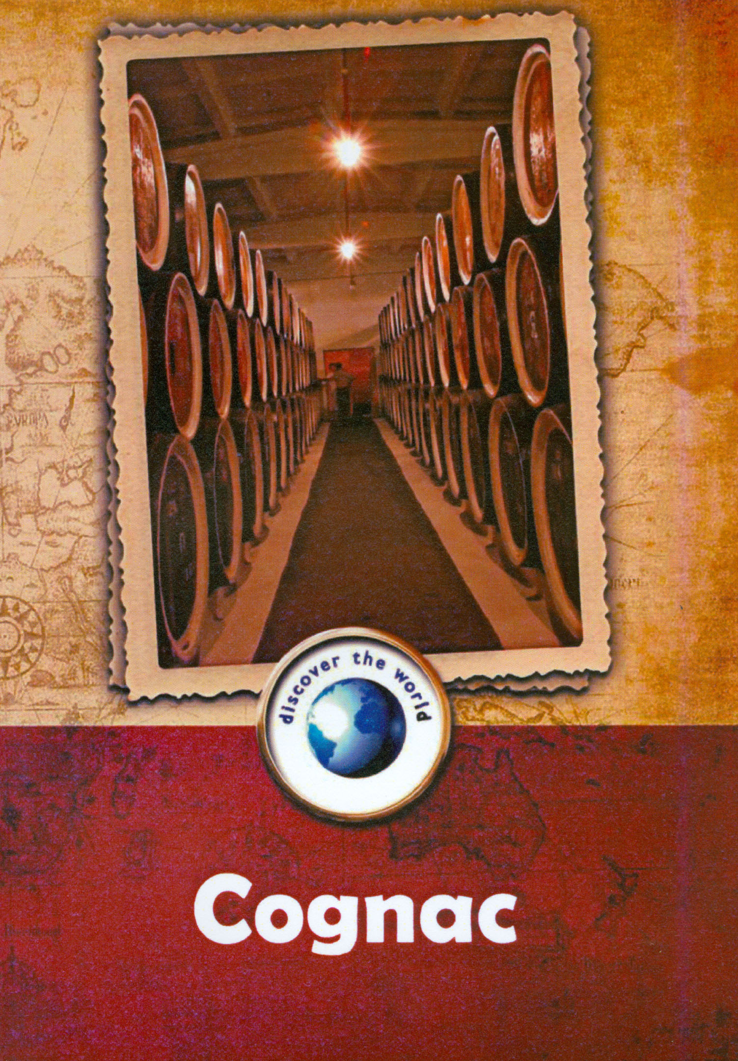 Discover the World: Cognac