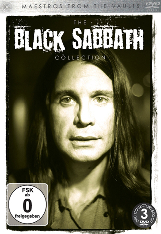 The Black Sabbath Collection: Maestros from the Vaults