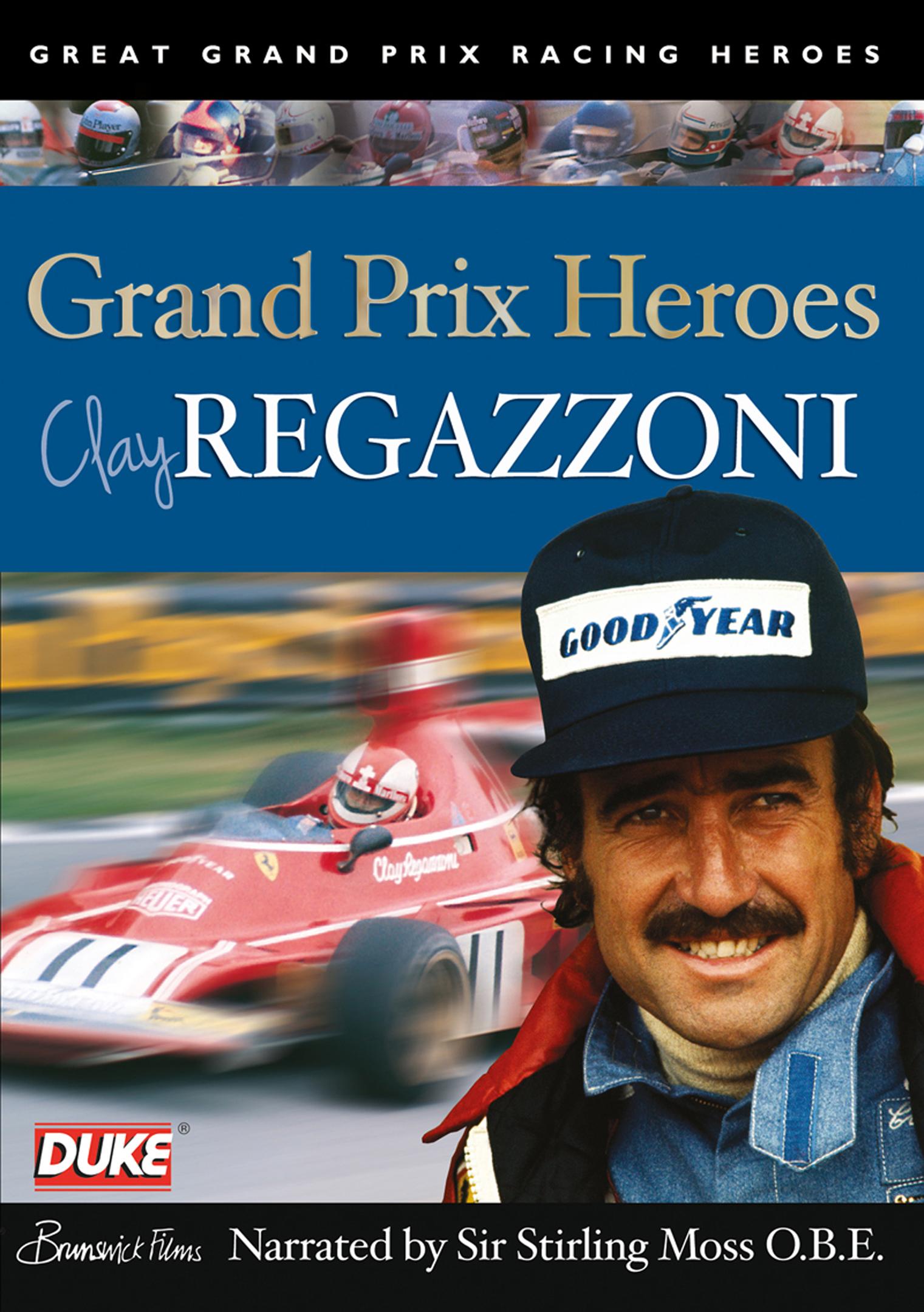Grand Prix Heroes: Clay Regazzoni