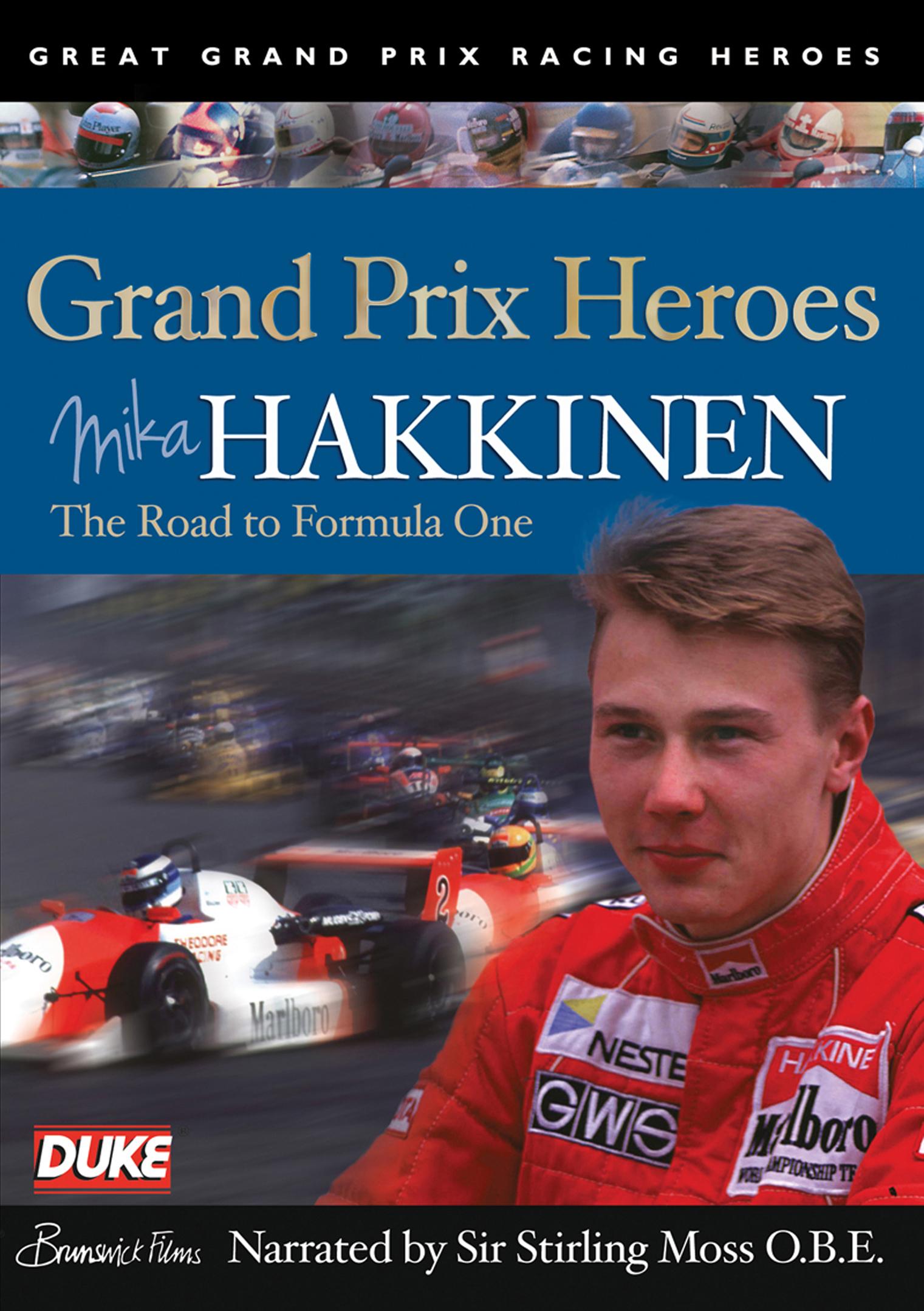 Grand Prix Heroes: Mika Hakkinen