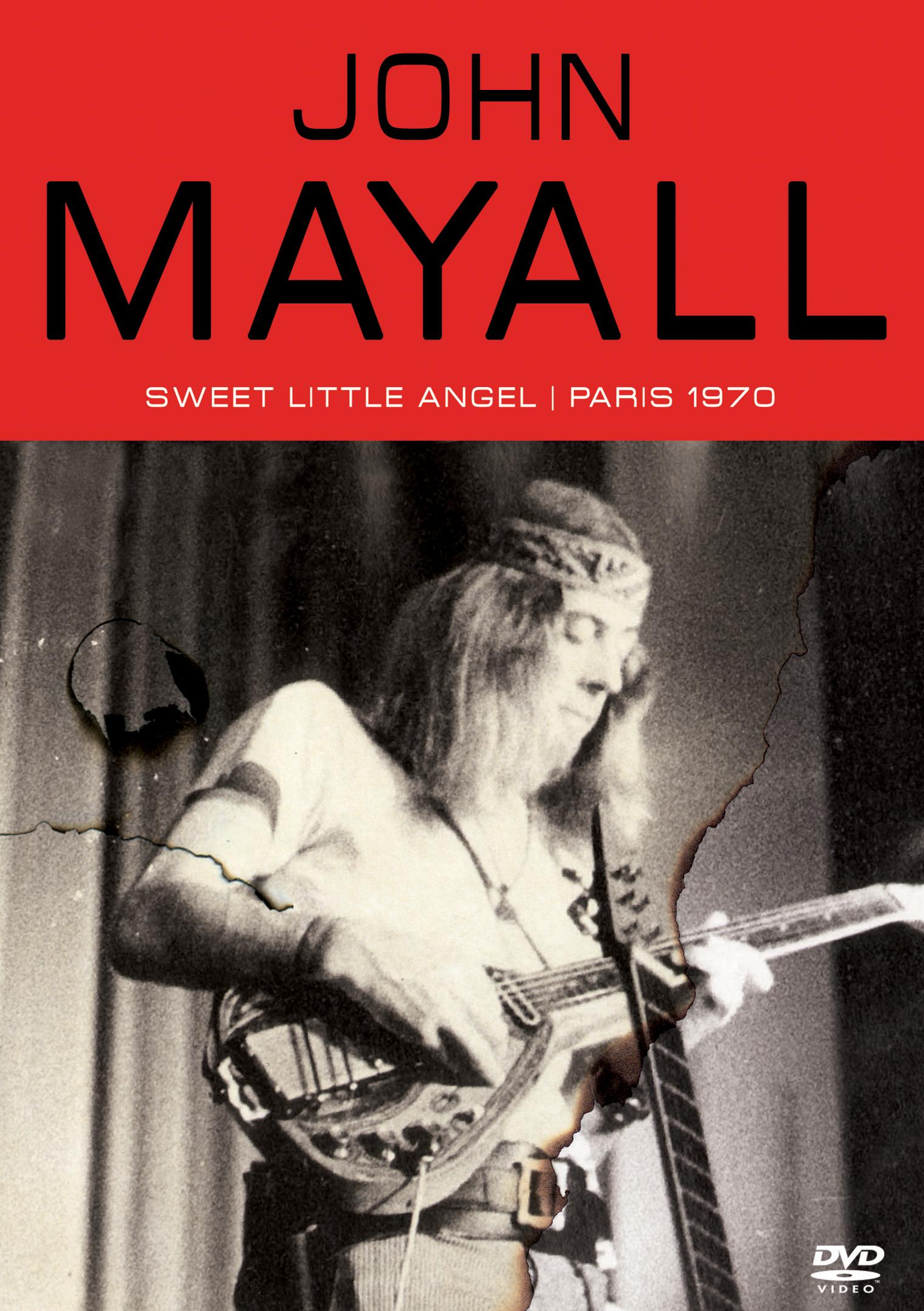 John Mayall: Sweet Little Angel - Paris 1970
