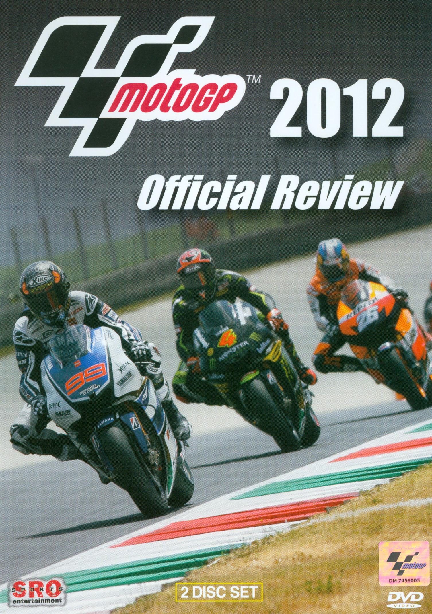 MotoGP 2012: Season Review