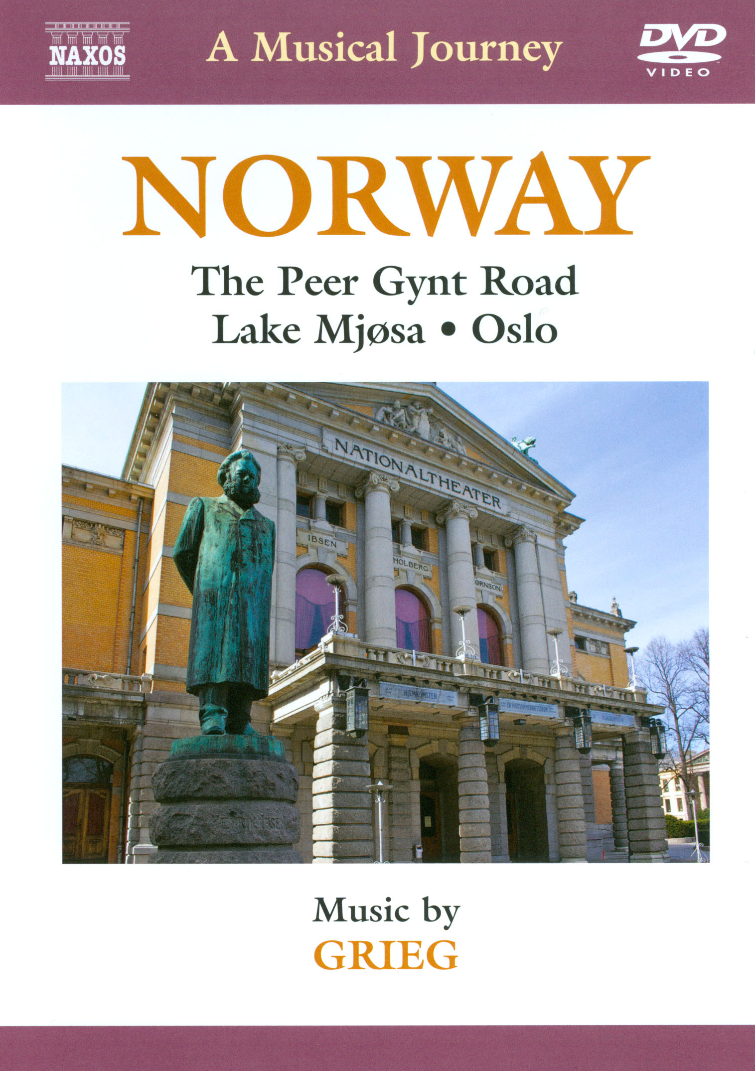 A Musical Journey: Norway - The Peer Gynt Road/Lake Mjøsa/Oslo