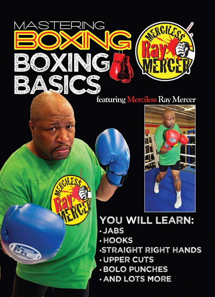 Merciless Ray Mercer: Mastering Boxing - Basic Skills