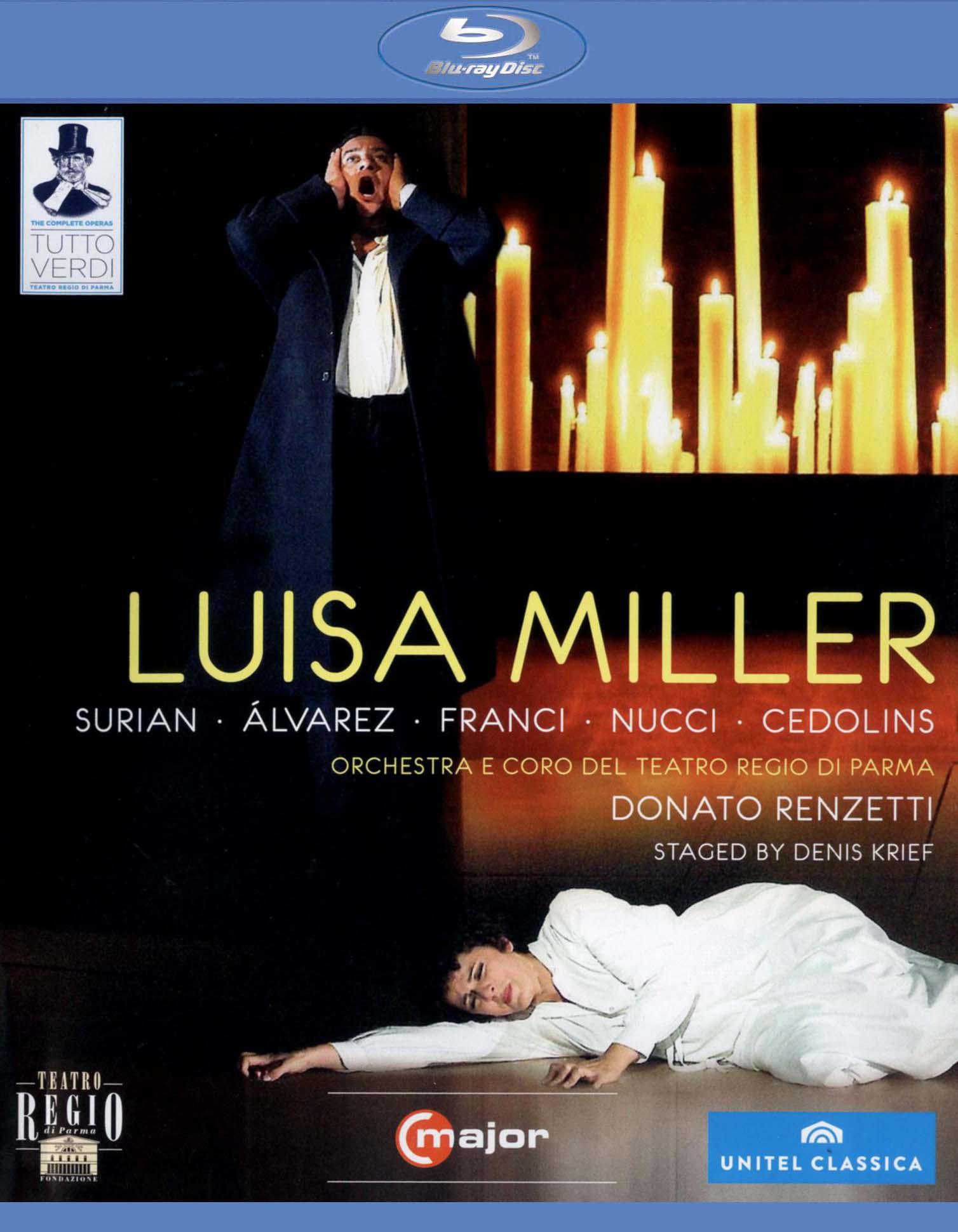 Luisa Miller (Teatro Regio di Parma)