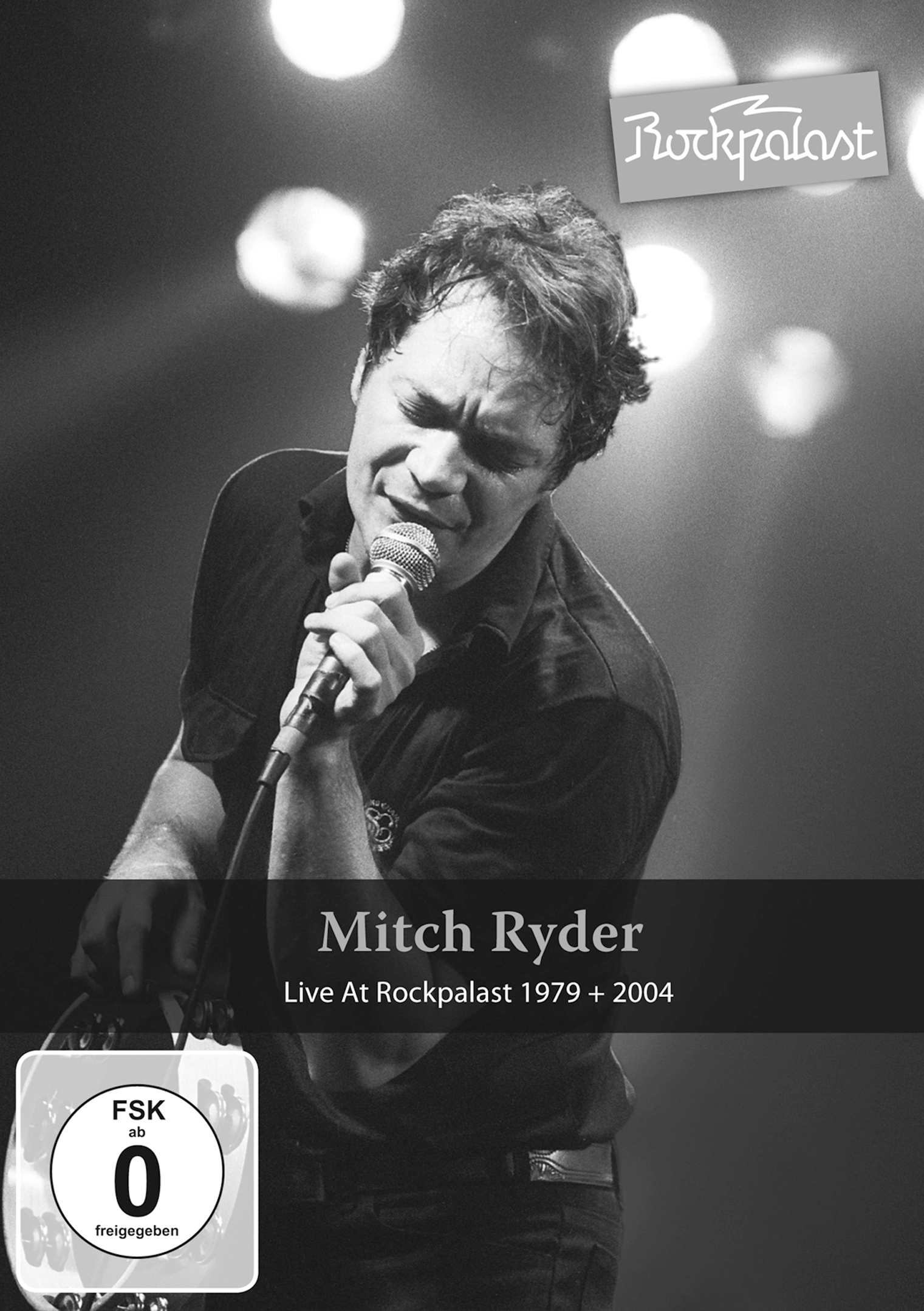 Mitch Ryder: Live at Rockpalast 1979 + 2004