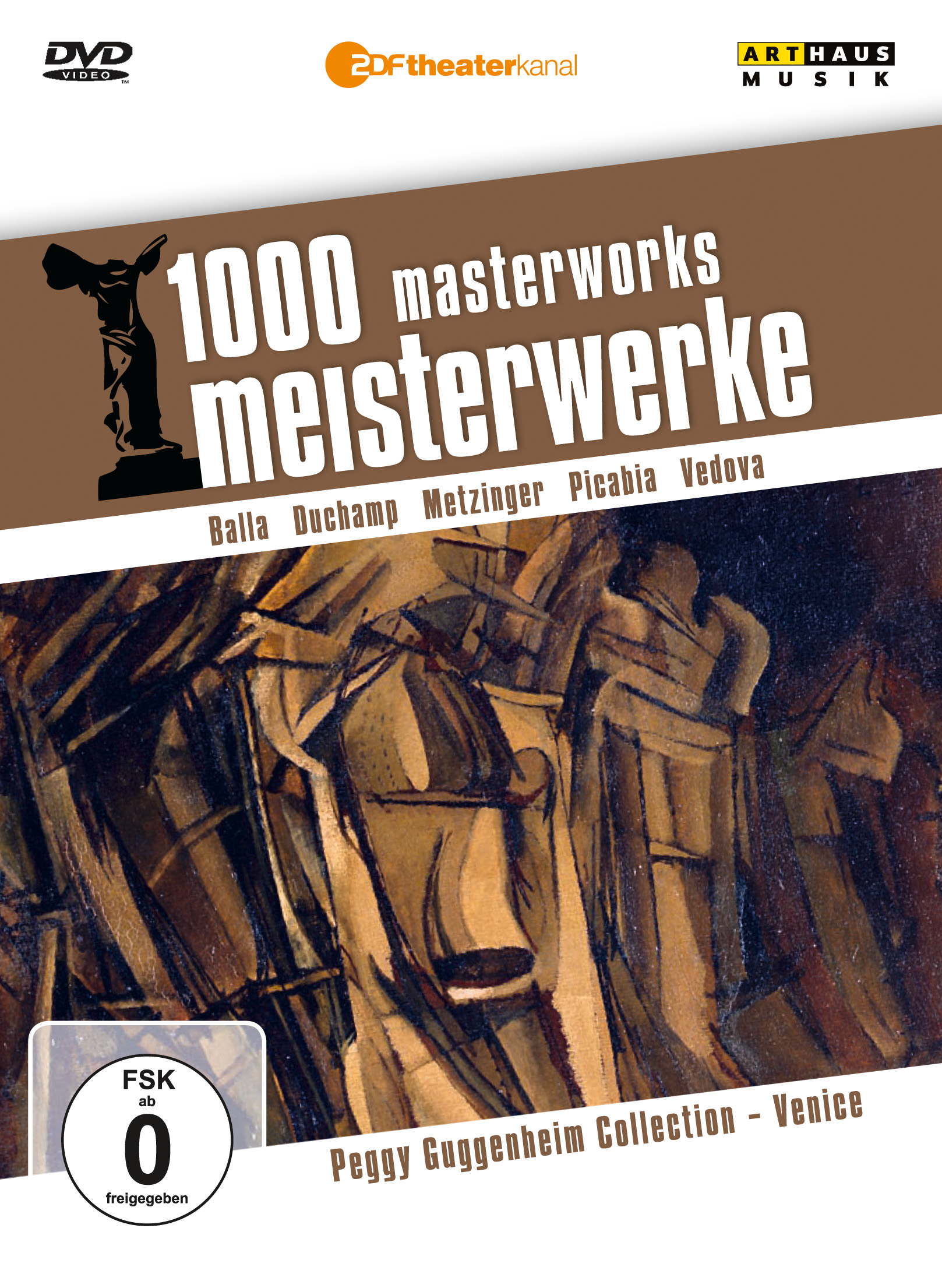 1000 Masterworks: Peggy Guggenheim Collection - Venice