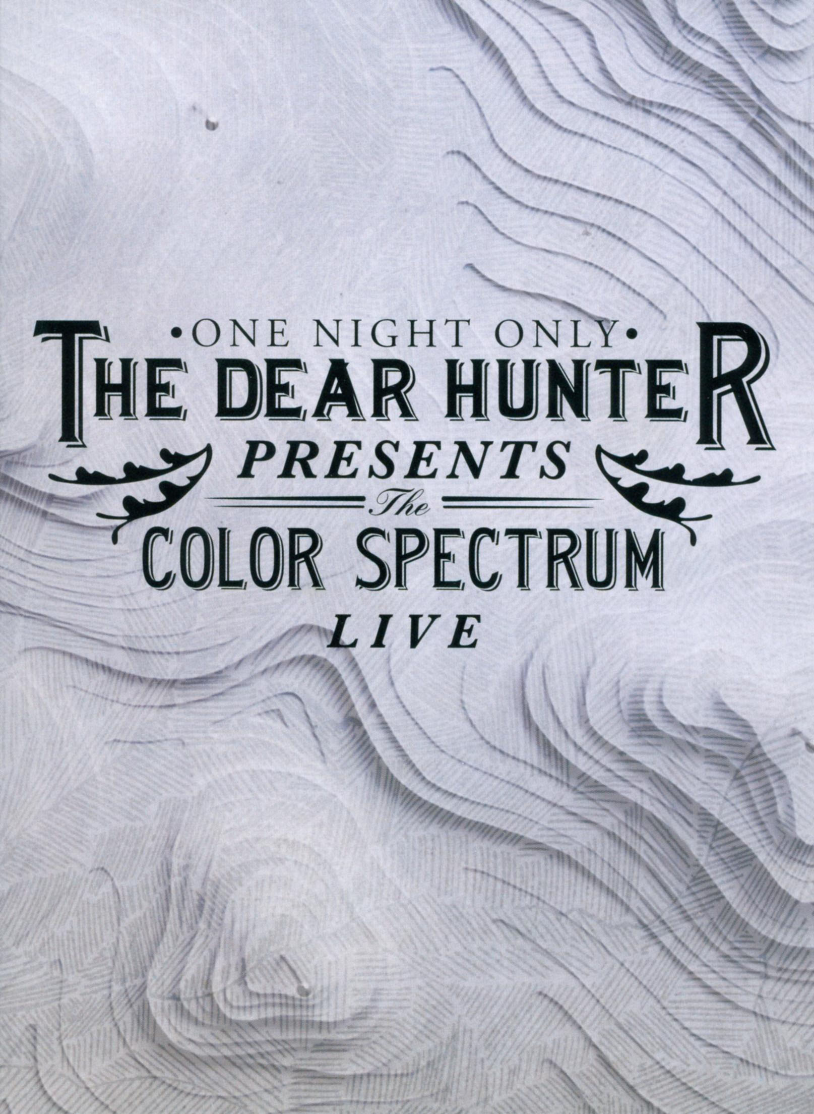 The Dear Hunter Presents: The Color Spectrum Live