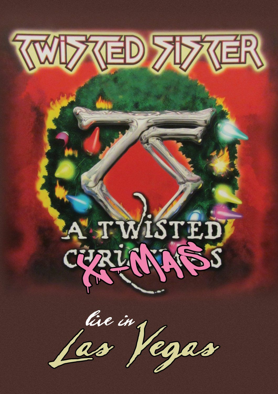 Twisted Sister: Twisted Xmas Live in Las Vegas