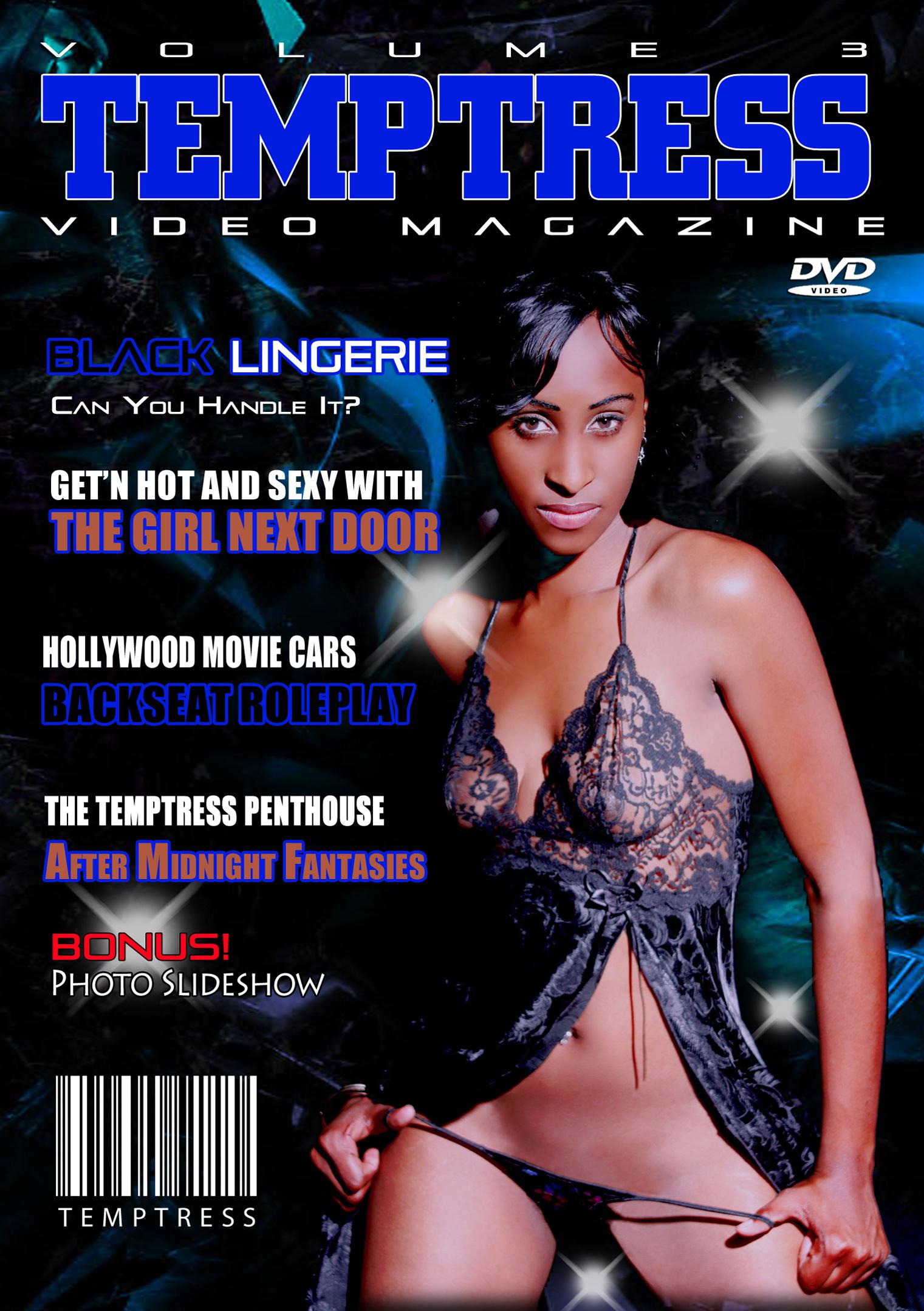 Temptress Video Magazine, Vol. 3