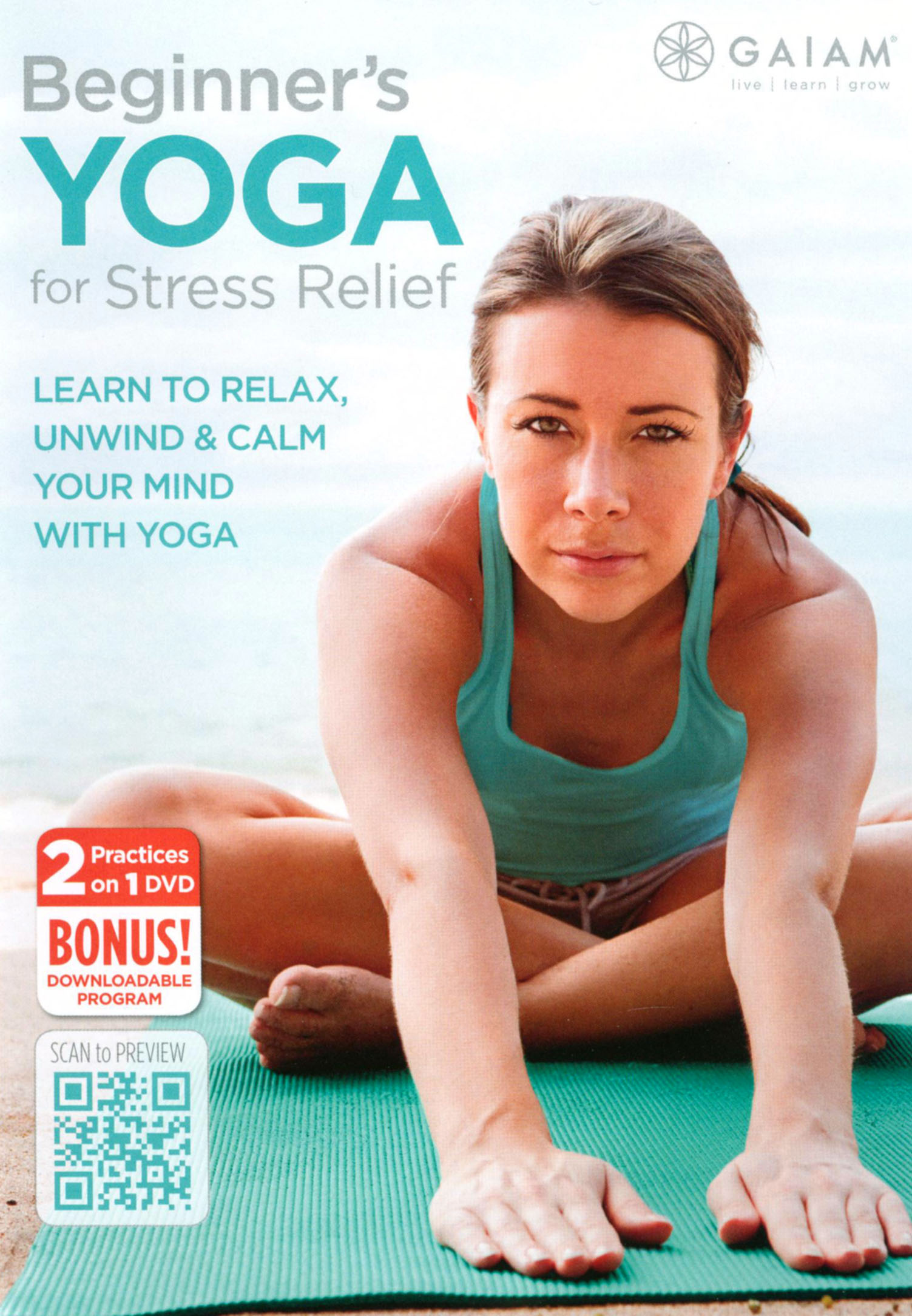 Beginner's Yoga for Stress Relief