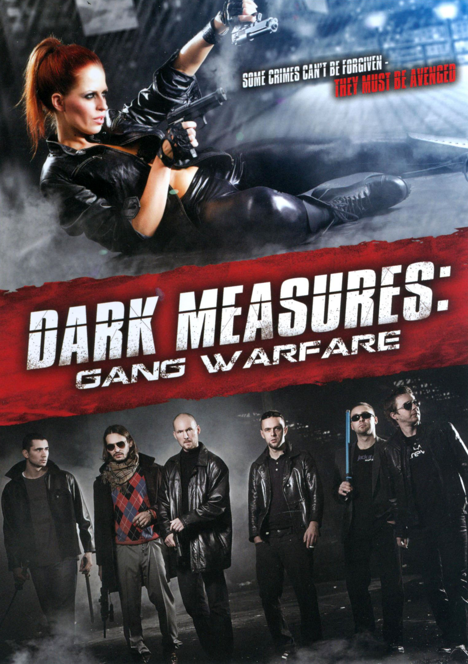 Dark Measures: Gang Warfare