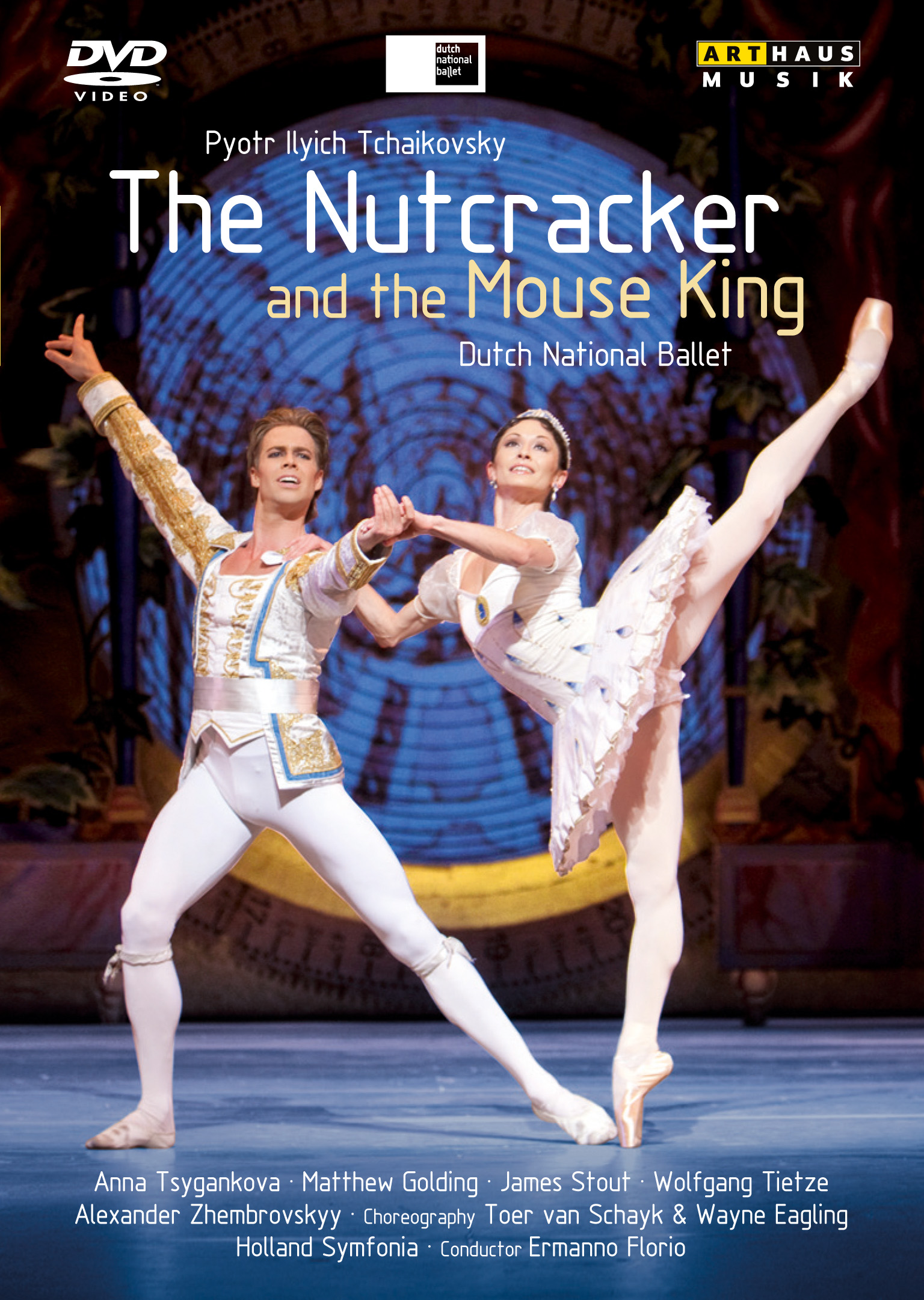 The Nutcracker and the Mouse King (Dutch National Ballet)